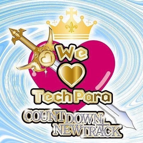 We Love Techpara Countdown / New Track