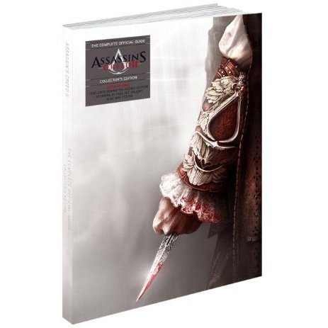 Assassin's Creed 2 Collector's Edition Prima Official Guide
