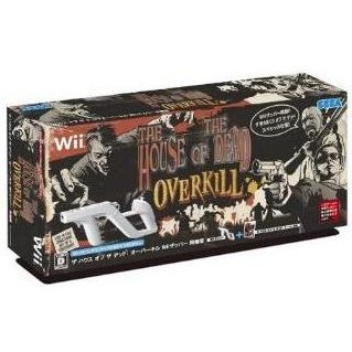 House of the Dead: Overkill (w/ Wii Zapper)