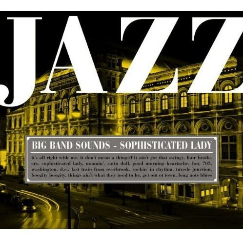 I Love Jazz 10 Big Band - Genki Ga Moraeru Big Band Sound