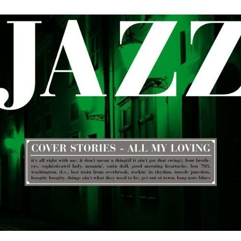 I Love Jazz 8 Cover - Jazz Ga Aishita Eien No Hit Songs