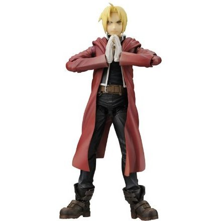 Fullmetal Alchemist Play Arts Kai Non Scale Pre-Painted Figure: Edward Elric