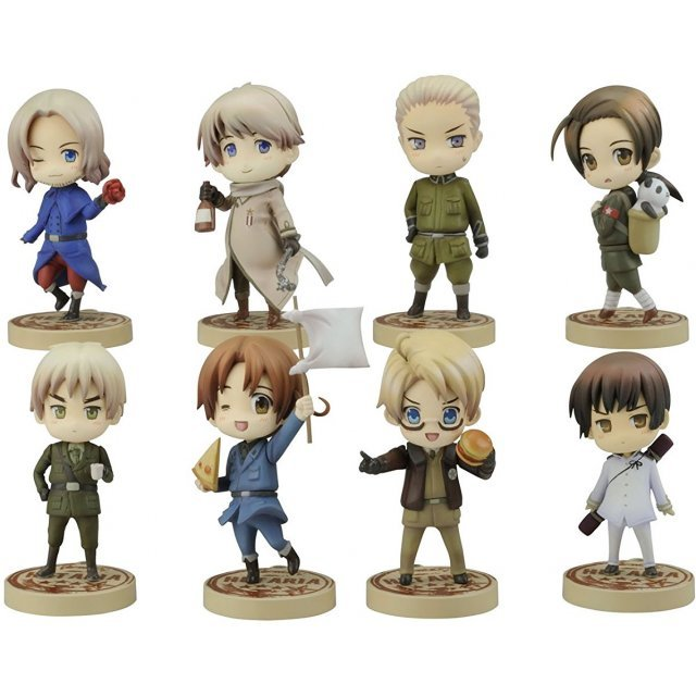 One Coin Figure Hetalia Pre-Painted Trading Figure (Re-run)
