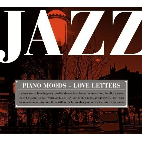 I Love Jazz 1 Piano - Piano Ni Noseta Love Letter