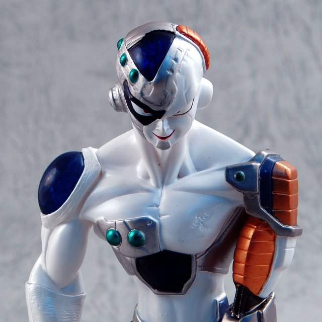 Dragon Ball Z Creatures DX Vol. 4 Non Scale Pre-Painted Figure: Mecha Freeza