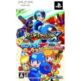 Irregular Hunter X + Rockman Rockman (Value Pack)