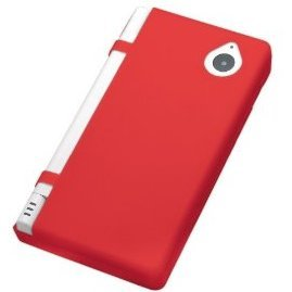 Silicon Cover DSi (Red)
