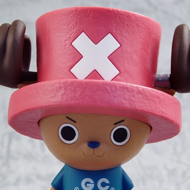 One Piece Non Scale Pre-Painted Figure: Chopper C