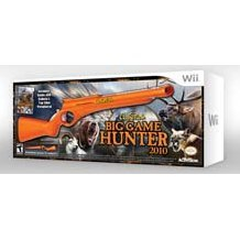 Cabela's Big Game Hunter 2010 (w/ Gun)