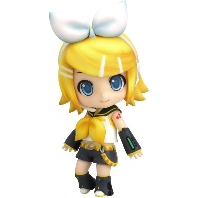 Nendoroid No. 039 Character Vocal Series 02: Kagamine Rin (Re-run)