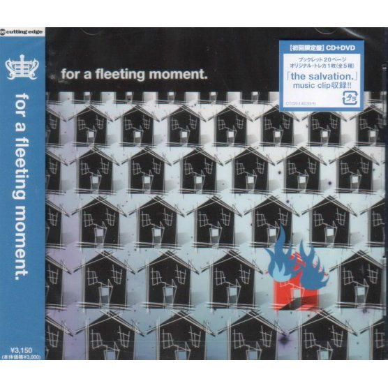 For A Fleeting Moment [CD+DVD Limited Edition]