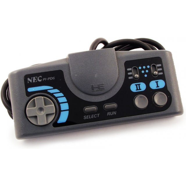 PC-Engine Joypad PI-PD6 (loose)