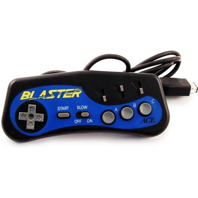 PC-Engine Blaster Joypad (loose)