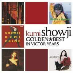 Kumi Showji Golden Best In Victor Years