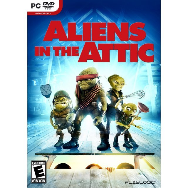 Aliens in the Attic (DVD-ROM)