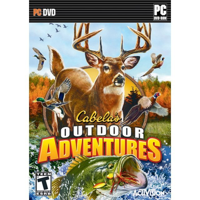 Cabela's Outdoor Adventure 2010 (DVD-ROM)
