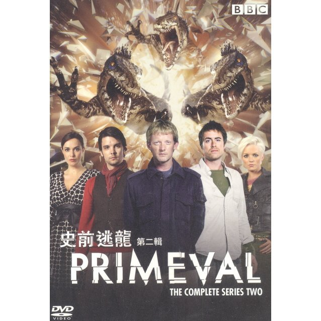 Primeval [The Complete Series 2]