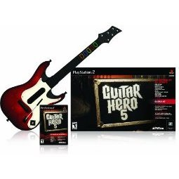 Guitar Hero 5 (Guitar Bundle)