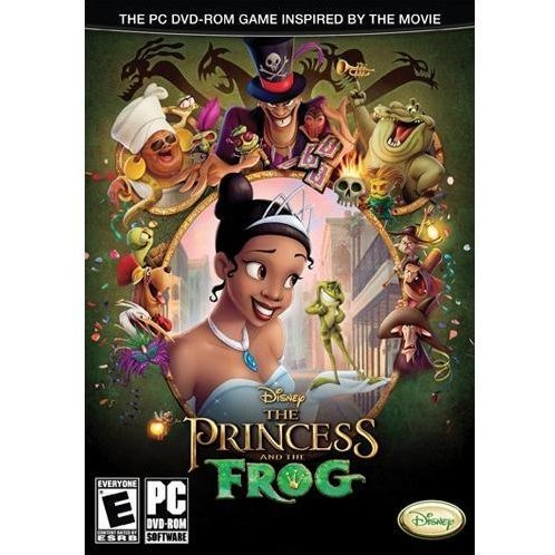 The Princess and the Frog (DVD-ROM)