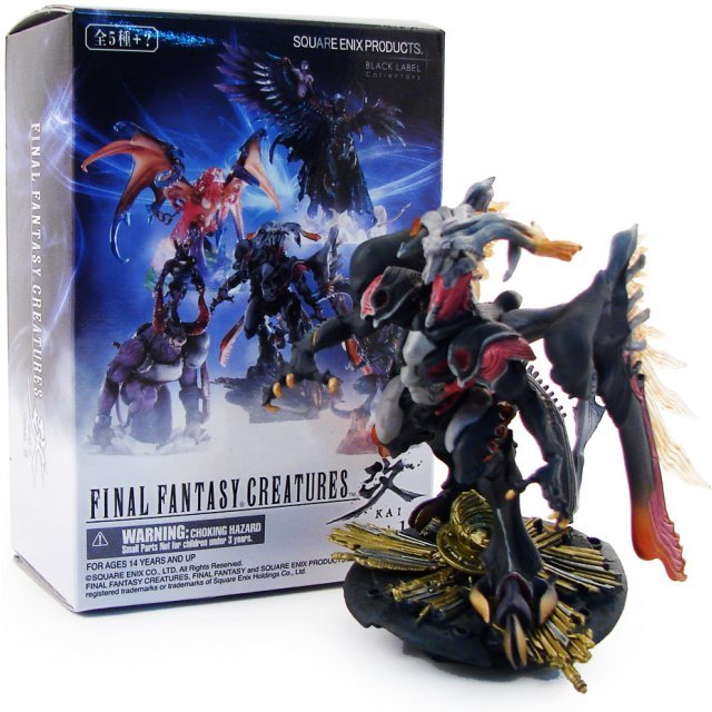 Final Fantasy Creatures Kai Vol.1 Pre-Painted Trading Figure