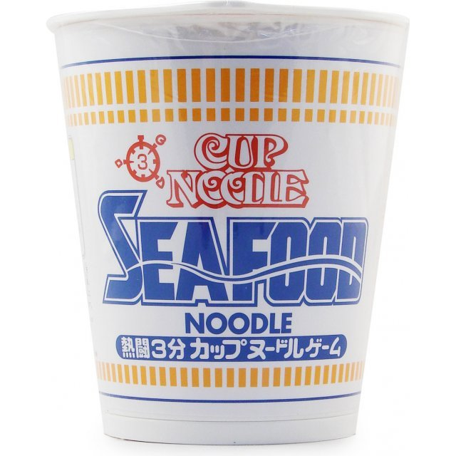 Cup Noodle 3 Minutes Puzzle Game (Easy Version)