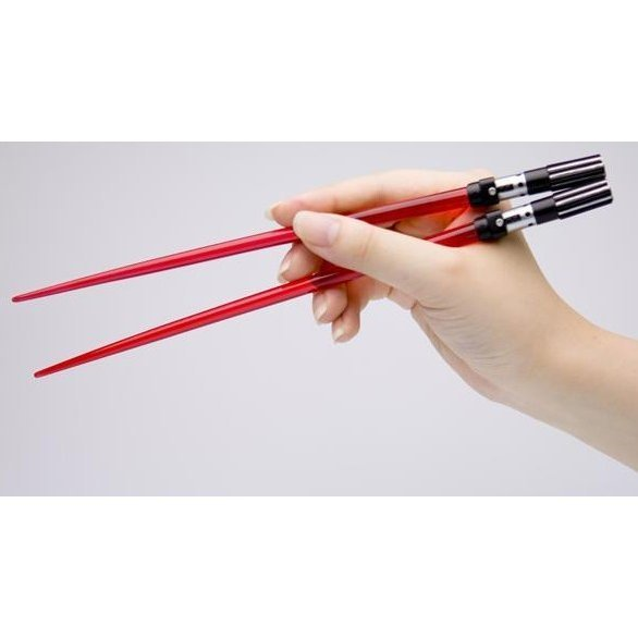 Star Wars Lightsaber Chopstick: Darth Vader Version (Re-run)
