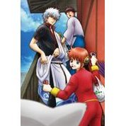 Gintama Season 4 Vol.1 [DVD+CD Limited Edition]