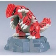 Pocket Monster Monster Collection Pre-Painted Mini Figure: MC-54 Gradon