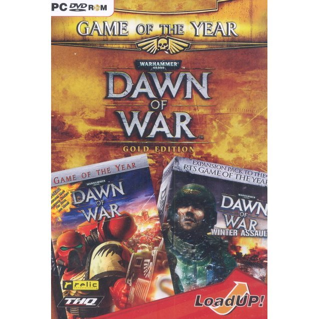 Warhammer 4,0000: Dawn Of War: Gold Edition (LoadUP!) (DVD-ROM)