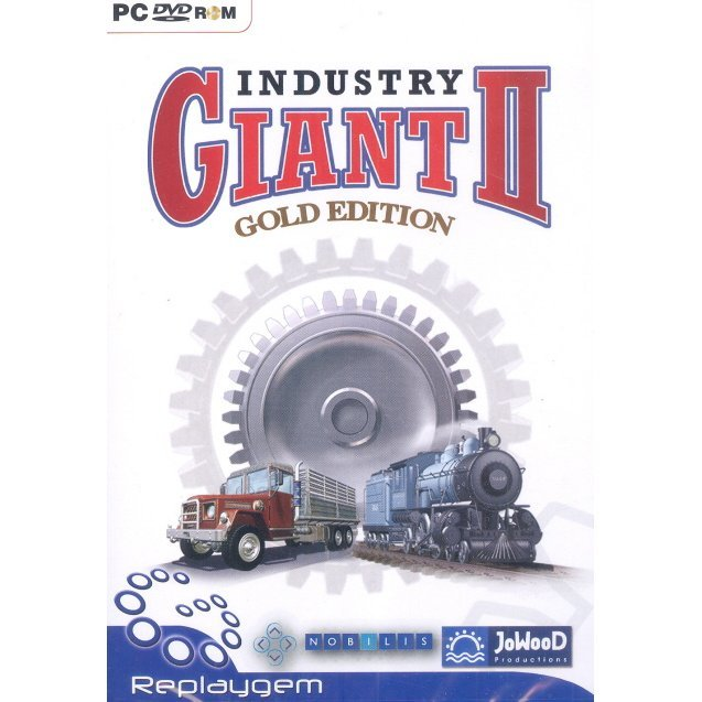 Industry Giant II: Gold Edition (DVD-ROM)