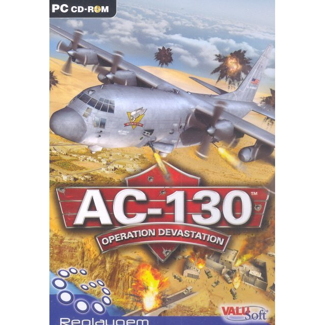 AC-130: Operation Devastation