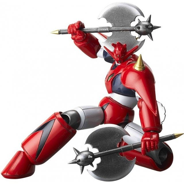 Revoltech Series No. 074 - Shin Getter Robo Pre-Painted PVC Figure: Getter Dragon