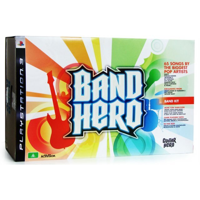 Band Hero (Bundle)