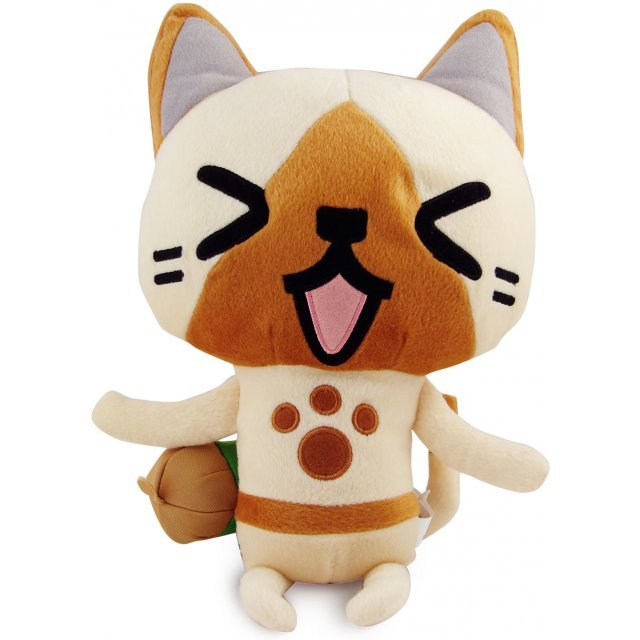 Monster Hunter Super DX Plush Doll: Airu
