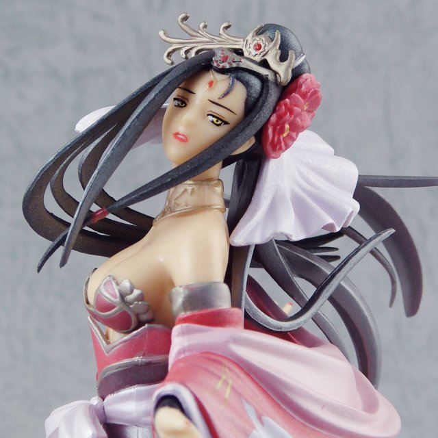 Sangokushi Taisen 3 Non Scale Pre-Painted Figure: Shin Kougou (Pearl Version)