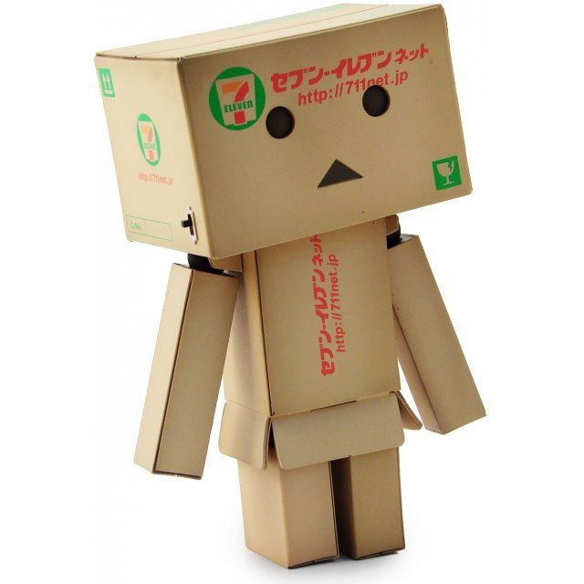 Yotsuba&! Non Scale Pre-Painted PVC Figure: Danboard (Limited Version)