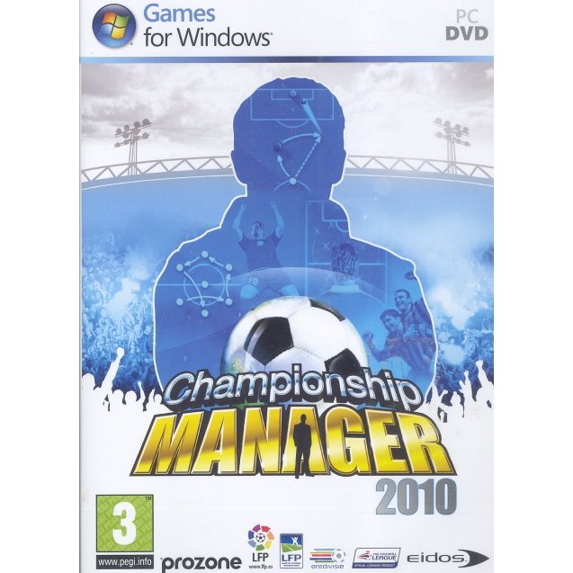 Championship Manager 2010 (DVD-ROM)
