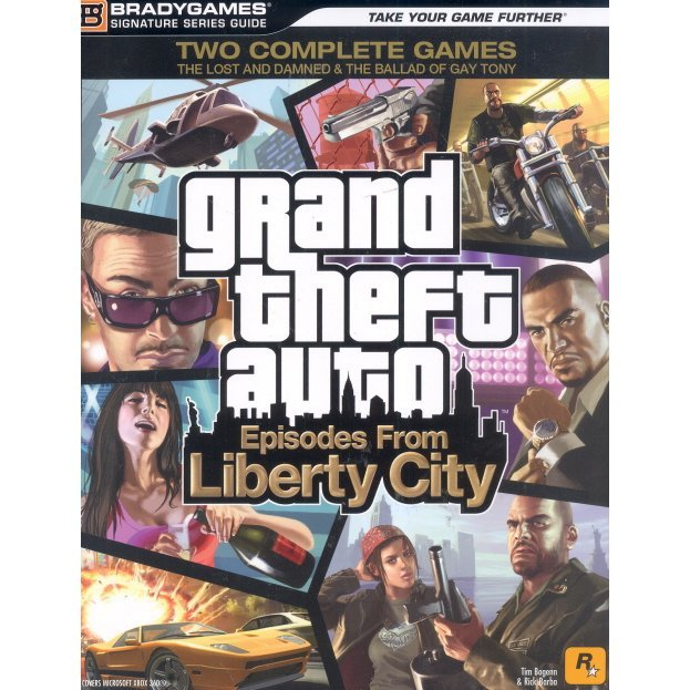 Grand Theft Auto: Episodes from Liberty City Signature Series Strategy Guide