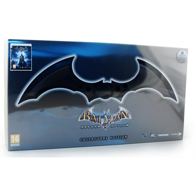 Batman: Arkham Asylum (Collector's Edition)