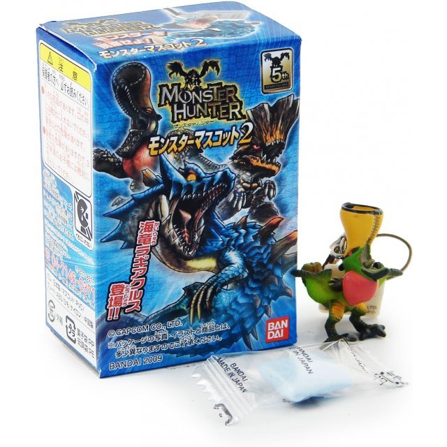 Monster Hunter Mascot II Candy Toy