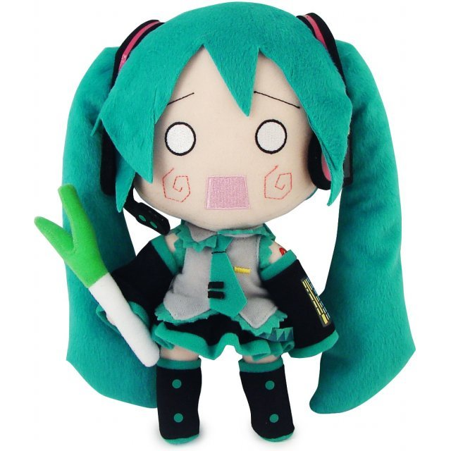 Nendoroid Plus Plush Series 2: Hatsune Miku (Re-run)