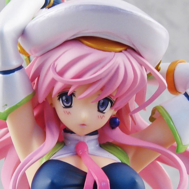 Chaos Head 1/7 Scale Pre-Painted PVC Figure: Orgel Seira