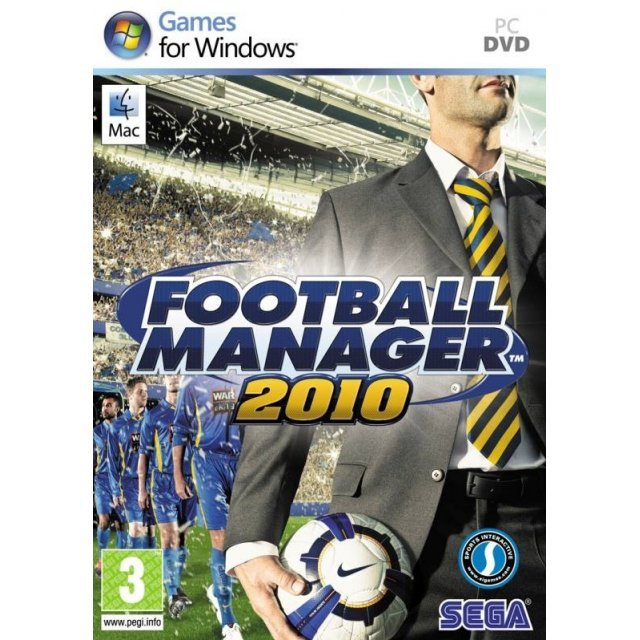 Football Manager 2010 (DVD-ROM)
