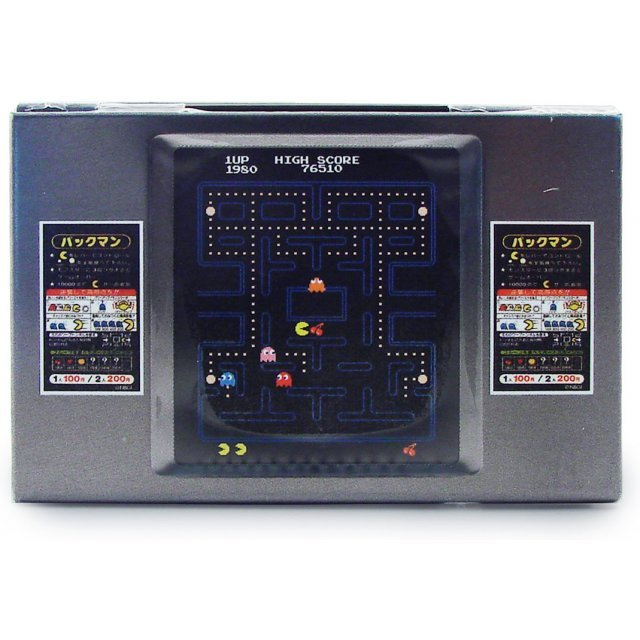 Namco Classic Games Pac-Man Card Case: Table Type