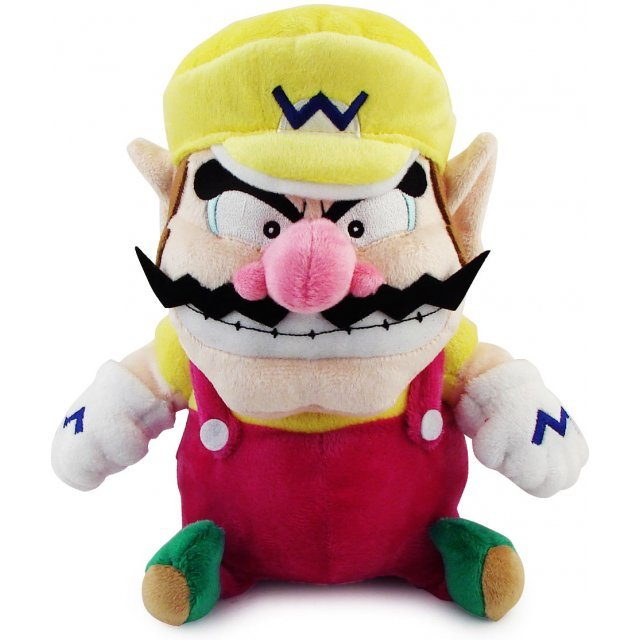 Super Mario Plush Series Plush Doll Wario