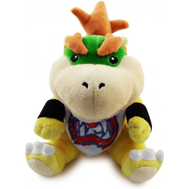 Super Mario Plush Series Plush Doll: Bowser Jr.
