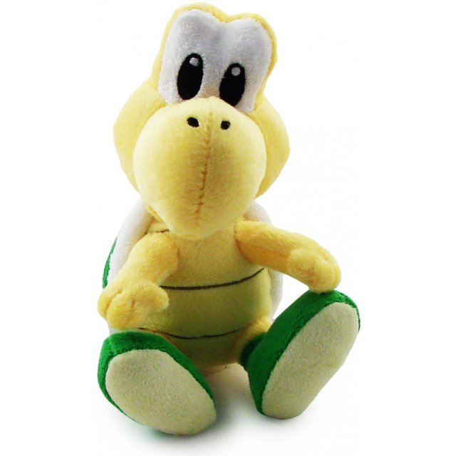 Super Mario Plush Series Plush Doll: Noko Noko (Small Size)