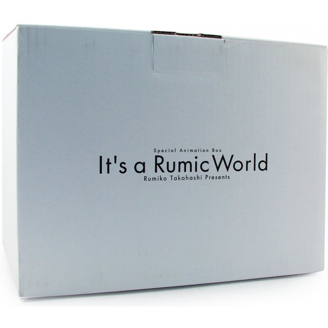 It's a Rumic World Special Anime Box [DVD+Figure Limited Edition]
