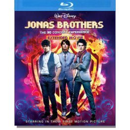 Jonas Brothers: The Concert Experience [Extended Movie with 3D]