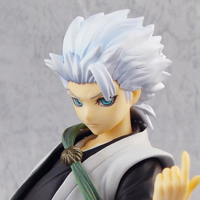 GEM Series Bleach 1/8 Scale Pre-Painted PVC Figure: Hitsugaya Toshiro
